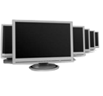 Monitors LCD or LED
